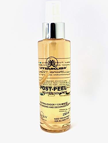 Post Peel Solution –Neutralisationslösung - Zur Neutralisation nach einem chemischen Peeling wie z.B. einem Fruchtsäurepeeling, um den Peeling-Prozess zu stoppen