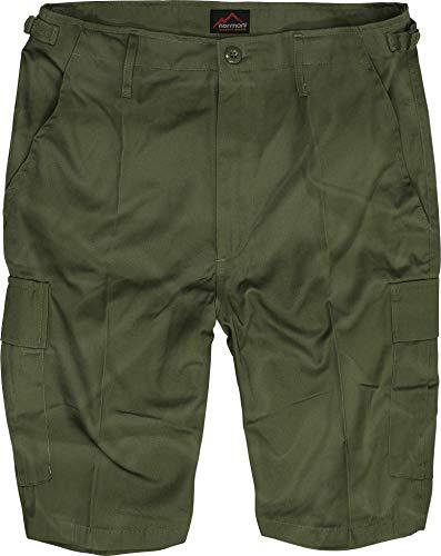 normani US Army Ranger Shorts BDU Cargo Kurze Hose Farbe Oliv Größe L