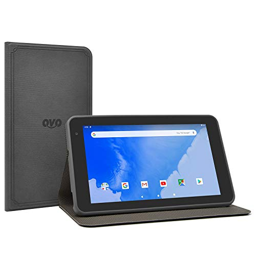 Winnovo T7 7-Zoll-Tablet-Tasche - Ultra-schlanke Standfunktion aus PU-Leder mit Magnetverschluss