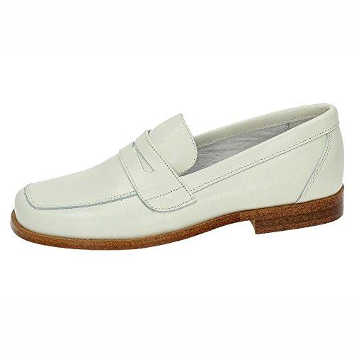 YOWAS 6054 MOCASÍN COMUNIÓN NIÑO Zapato COMUNIÓN BEIG 35
