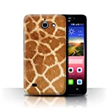 Stuff4 Phone Case for Huawei Ascend Y550 LTE Fashion Animal