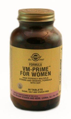 SOLGAR - WOMEN FORMULA VM PRIME 90COMP