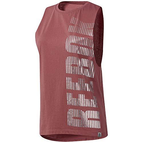 Reebok GS Moto Muscle Camiseta De Tirantes Mujer