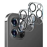 2枚入り・最新改良】 iPhone 12 Pro Max カメラフィルム TCOLL iPhone 12 Pro Max 6.7 インチ 3眼レンズ保護フィルム 黒縁取り 露出オーバー防止 【3D凹面遮光設計】 高透過率 貼り付け簡単 スクラッチ防止 剥がれ防止 iPhone 12 Pro Max カメラガラスフイルム