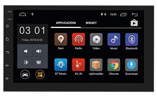 PHONOCAR VM-001 Media Station Deckless Android 7' 2 DIN
