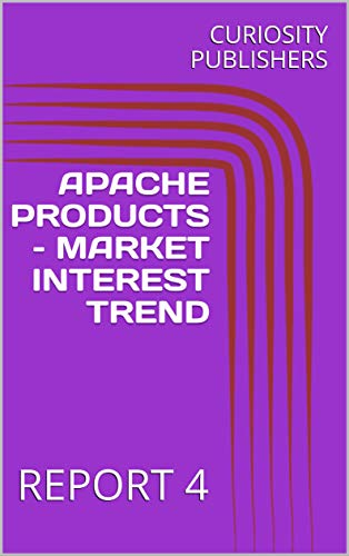 APACHE PRODUCTS – MARKET INTEREST TREND: REPORT 4 (English Edition)