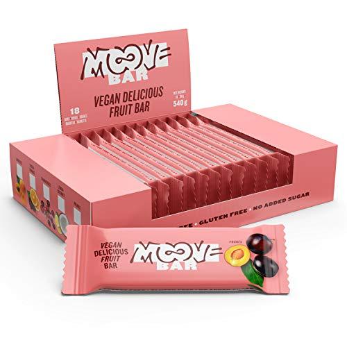 Moove - Barrita energética vegana con dátiles y...
