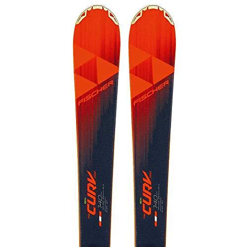 Fischer Kinder Skier RC4 The Curv Pro SLF ohne Zuordnung (999) 140