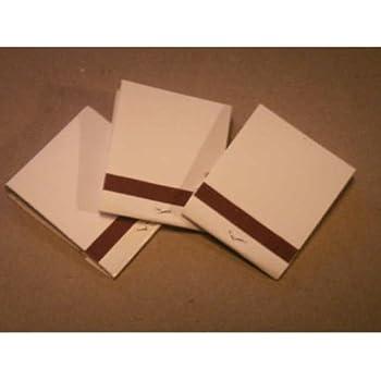 D. D. Bean Matchbooks Book Matches 1000 Books /50x20 Boxes