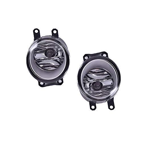 Lidauto dagrijverlichting voor auto, 12 V, vervanging voor accessoires voor Toyota Corolla/Vios/RAV4/Highlander/Prius/Camry