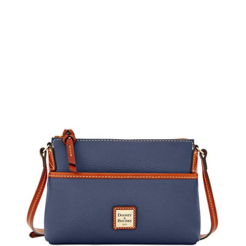 Dooney & Bourke Handtasche/Handtasche aus Leder, Hellblau
