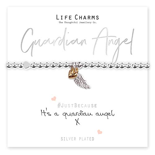 Life Charms Guardian Angel Bracelet
