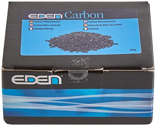 Eden Matériau Filtrant Charbon pour Aquariophilie