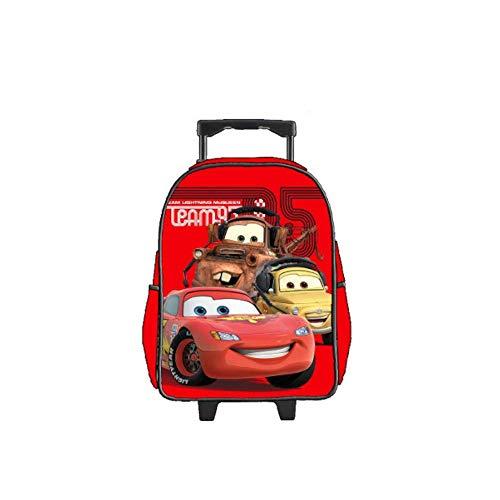Disney Pixar Cars GP Trolley pequeño - D83373