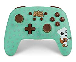 Wireless freedom using Bluetooth 5.0 Features motion controls and mappable Advanced Gaming Buttons Ergonomic controller with standard button layout and K.K. Slider design LEDs for player number, button mapping, and low battery warning Explore your De...