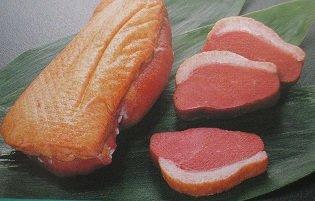 合鴨スモーク ( 冷凍 ) 200g×5本 あいがも アイガモ 燻製