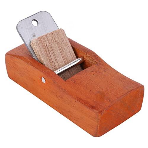 Mini Cepillo De Carpintería, Cepillo De Mano, Herramienta De Artesanía En Madera, Pequeño Avión De Carpintería, Avión De Carpintero De Caoba for Trabajar La Madera