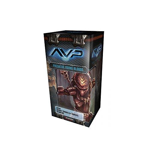 Ninja Division AvP Predators x3 Board Game Publisher Services Inc 410313NJD PSI