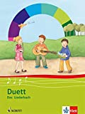 ISBN zu Duett - Liederbuch 1.-4. Schuljahr