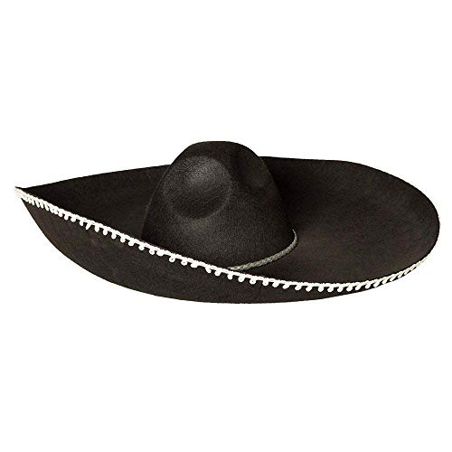 Boland Sombrero adulto negro - Talla única