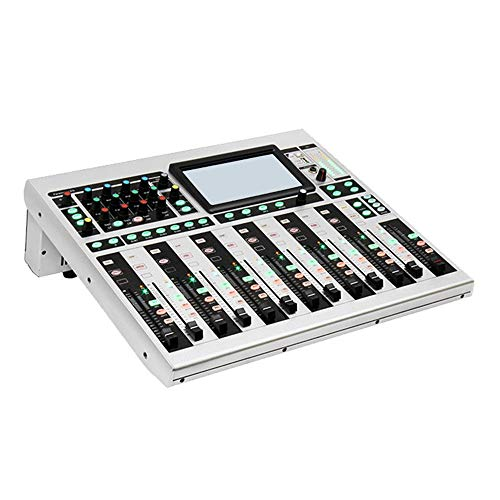 Best Review Of KMCMYBANG Music Mixer 16-Channel Digital Power Mixer Professional Stage DSP Digital E...