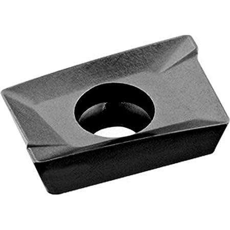 "10 Pieces Per Pack YG-1 APKT 1604PDER-RM .031"" Corner Radius Milling Insert"
