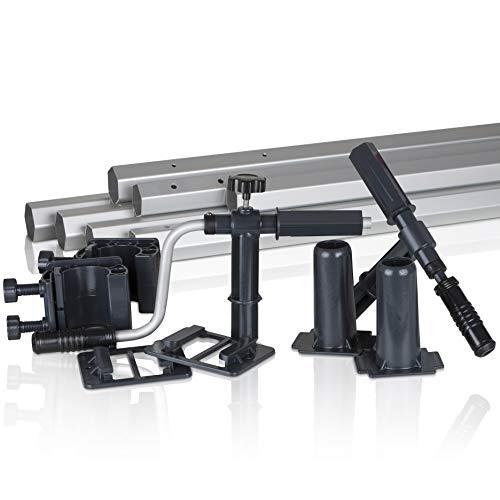 Gre CRP58 Enrollador de Cubiertas de Verano para Piscinas elevadas, hasta 6 Metros Ancho, Máximo 580 cm