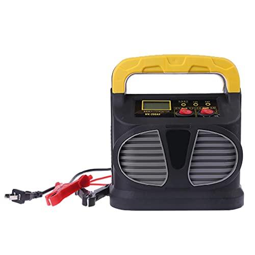Portable 12v-24V Intelligent High Power Battery Charger Car Jump Starter car battery charger portable car battery charger portable jump starter car battery charger portable with air compressor car car