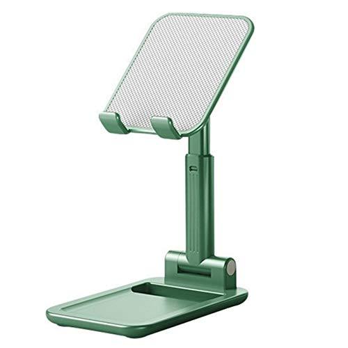 Tablet Stand Holder Phone Holder Adjustable Foldable Desktop Liftable Video FaceTime Mount Laptop Stand Portable