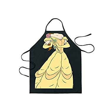 ICUP Disney Belle Character Apron, Clear