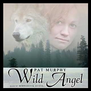 Wild Angel audiobook cover art