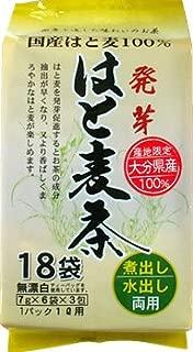 発芽はと麦茶 大分県産100% 18p