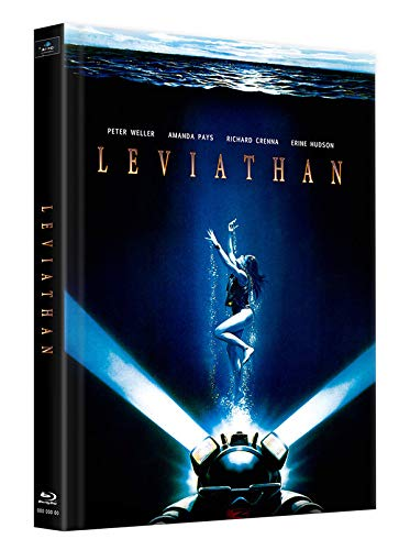 Leviathan - Mediabook Cover B - Limitiert auf 125 Stück (mit Bonus-Blu-ray MUTANT)