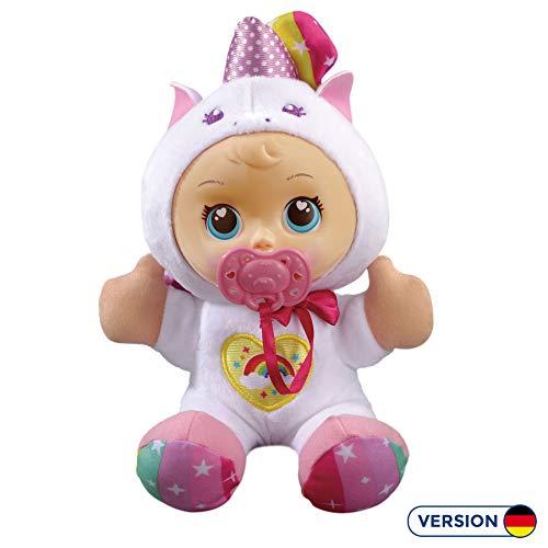 Vtech 80-526304 Little Love - Emma im Einhornstrampler Puppe