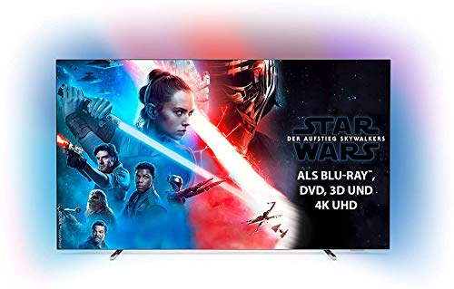 Philips Ambilight 65OLED804 164 cm (65 Zoll) OLED...