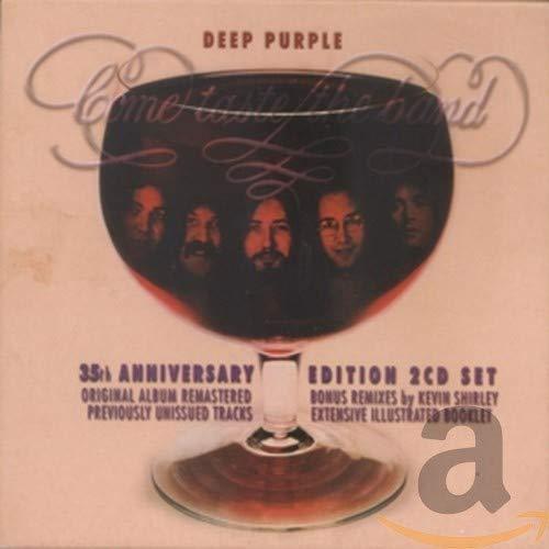 Deep Purple: Come Taste the Band (35th Anniversary Edition 2 CD Set) (Audio CD (Anniversary Edition))