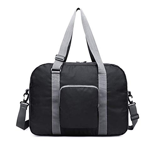 APHT Men and Women Foldable Duffle Bag Super Lightweight Duffel for Luggage Sports & Yoga Travel Bag Gym, Camping, Sport, Shopping Large Bags