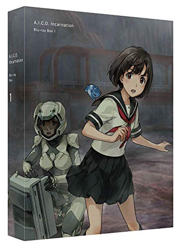 A.I.C.O. Incarnation Blu-ray Box 1