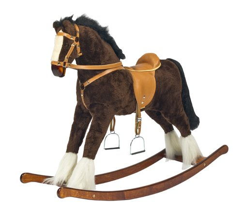 Handmade Brand New Rocking Horse