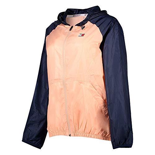 Tommy Sport Damen Windbreaker rosa L