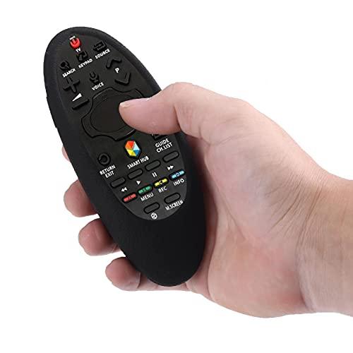 Niiyen Cubierta del Control Remoto, Cubierta del Control Remoto de la TV Funda Protectora de Silicona Anti-caída a Prueba de Golpes Funda de Silicona para el Control Remoto de Samsung Smart TV
