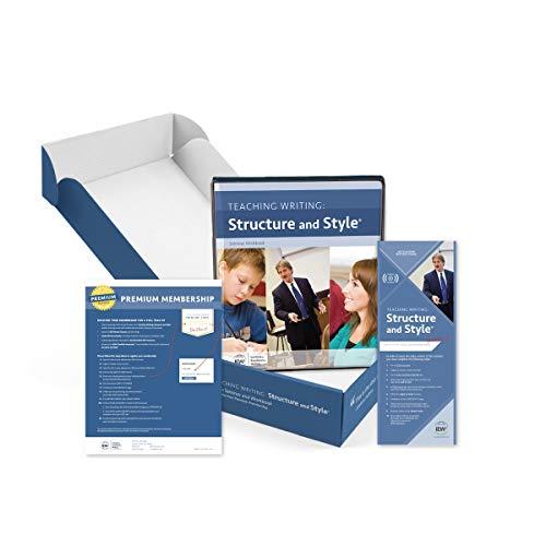Teaching Writing: Structure and Style® [Forever Streaming, Seminar Workbook, Premium Membership]