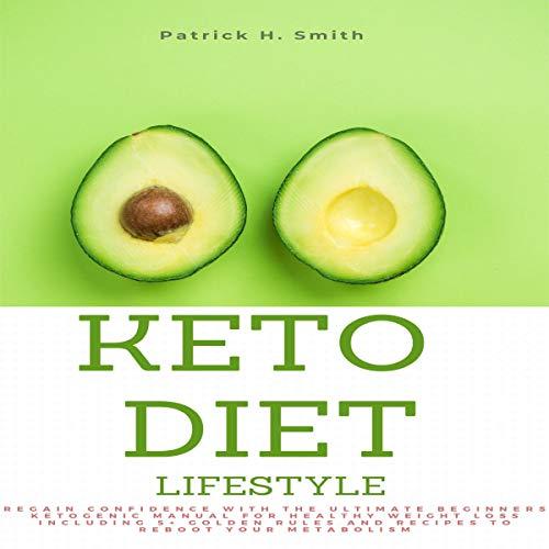 Keto Diet Lifestyle audiobook cover art