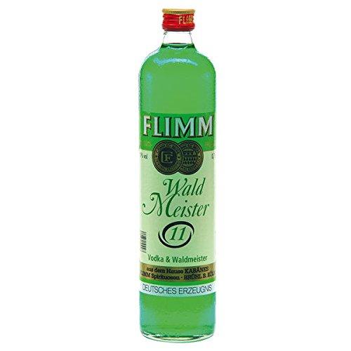 6 Flaschen Flimm Waldmeister a 0,7L Alkoholgehalt 17%
