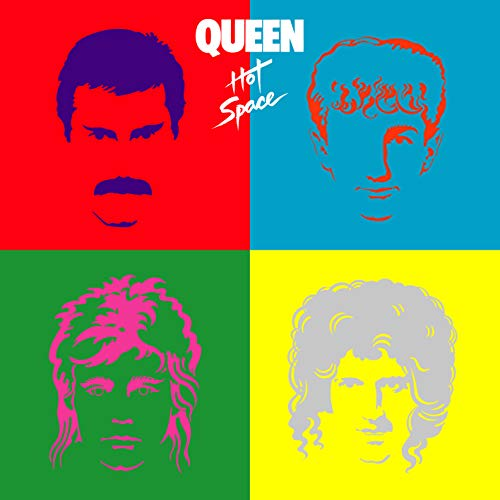 Queen - Hot Space (Limited Edition) [Vinyl LP]