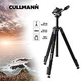 Cullmann 52461 Nanomax 460 RW20 Treppiede Fotocamere Digitali/Film 3 Gambe, Nero
