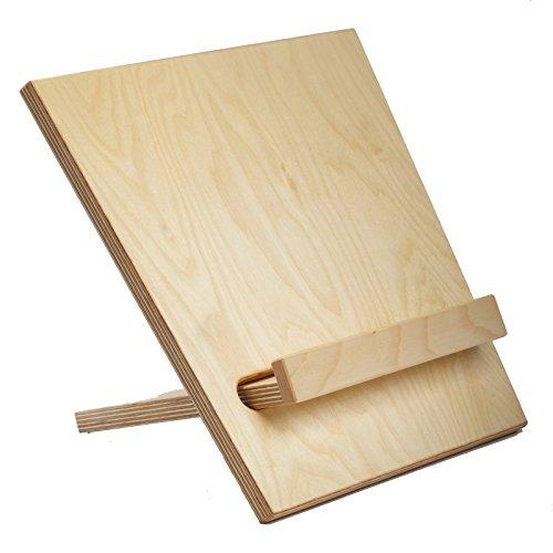 libriset, Buchstütze, Tischnotenständer - werkstatt-design... schönes aus Werkstätten für behinderte Menschen
