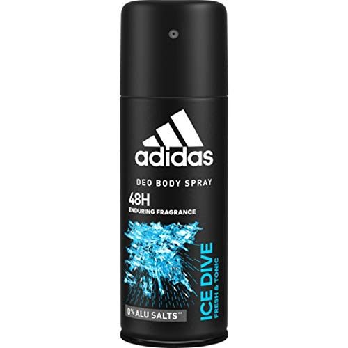 6* Adidas Desodorante Spray Desodorante Body Spray 150Ml Ice Dive 6* 150ml