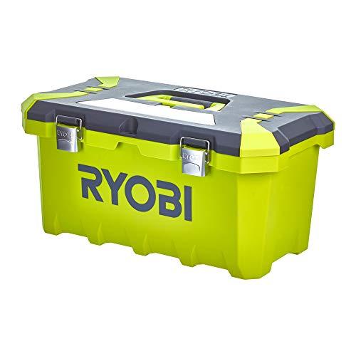 Ryobi Werkzeugkasten, 49 cm, 33 l, Metallklammern