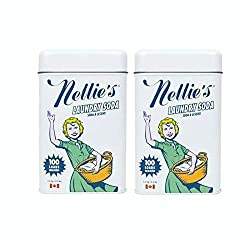 Nellie's All-Natural Non-Toxic Vegan Powdered Laundry Detergent